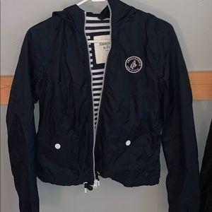 Abercrombie & Fitch light rain jacket
